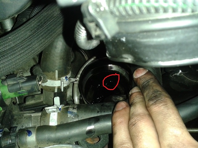 How to change engine oil - Volvo 1.6 Diesel, D2, Drive (2006->)