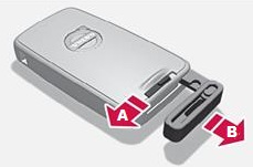 HOW TO REPLACE VOLVO KEY FOB BATTERY_1