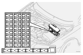 volvo s60 2001 to 2009 fuses list and amperage rh volvohowto com Volvo S60 Dimensions 2004 volvo s60 fuse box diagram