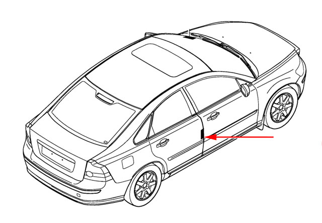 volvo-rear-door-vin-plate-location