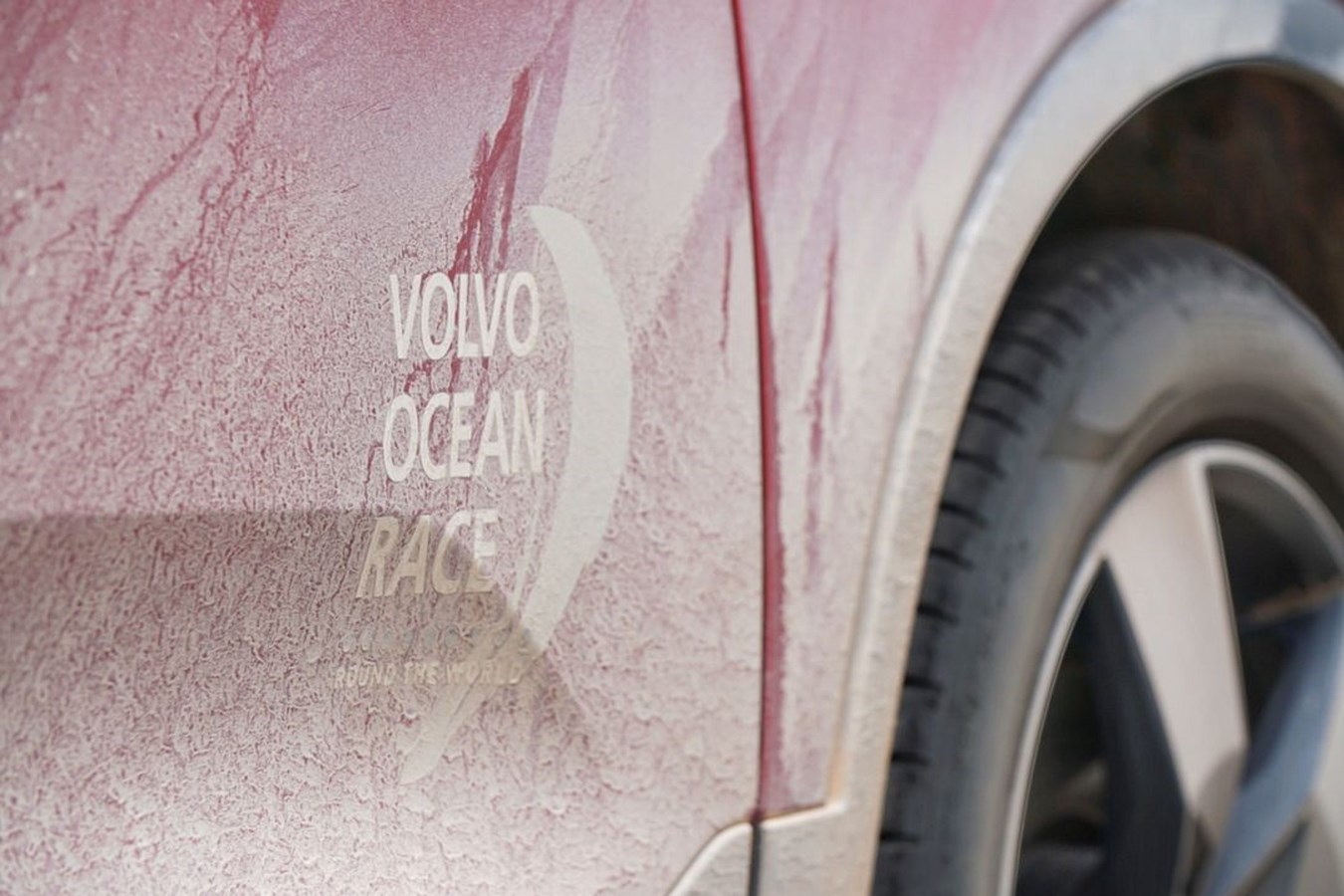 Cacá Clauset 2018 Volvo Ocean Race
