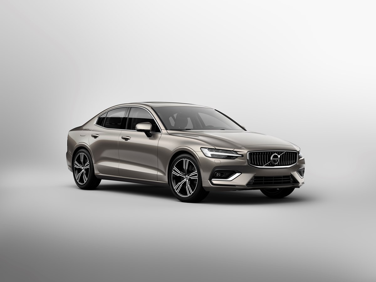 Volvo Cars Launch New S60 Sports Sedan The First Car Made In Usa