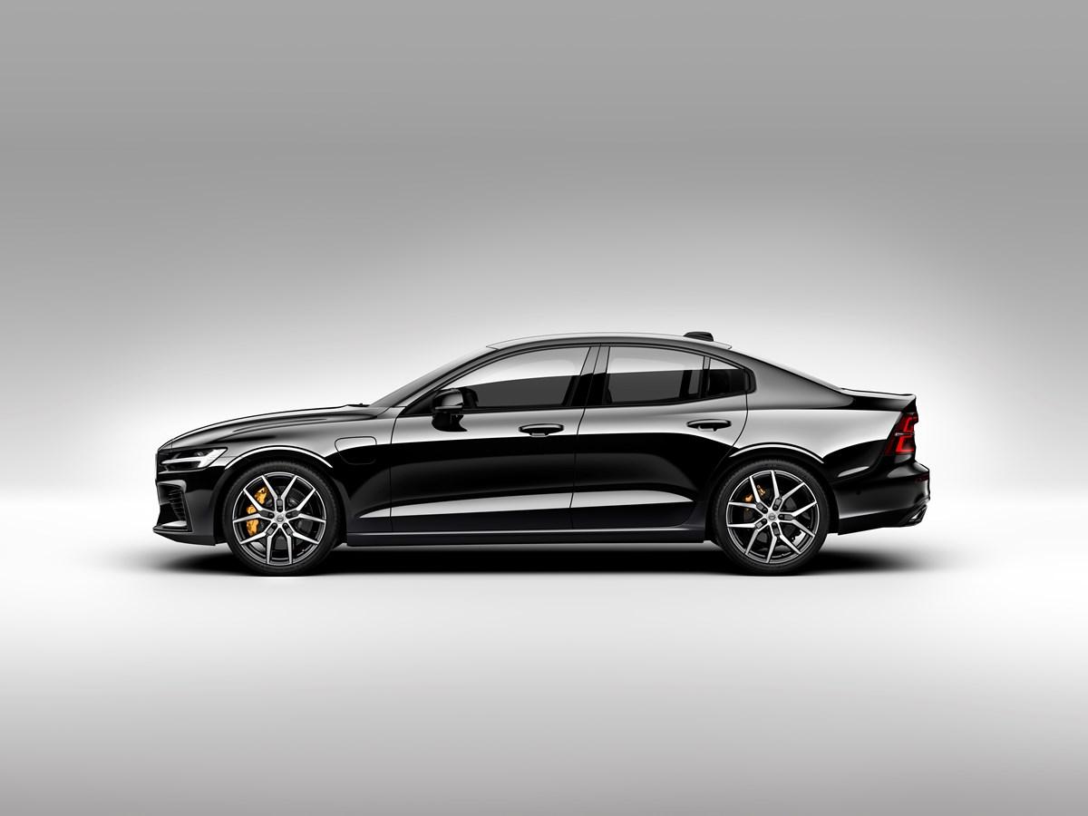 New Volvo S60 Polestar Engineered exterior