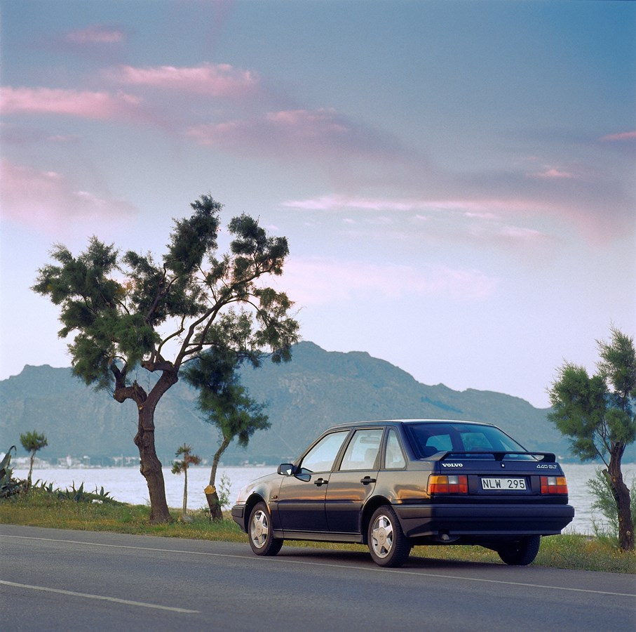 Volvo 440 celebrates its 30th anniversary